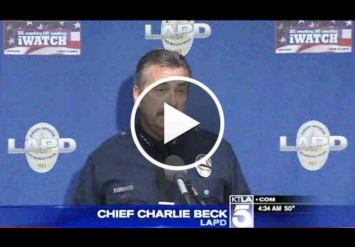 Video: Autopsy Shows Police Shot L.A. Man 3 Times