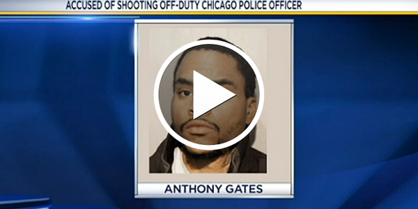 Video: Man Charged with Shooting Off-Duty Chicago Officer and Her Daughter