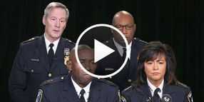 Video: Police Chiefs Share Views on Deaths of Mike Brown, Eric Garner