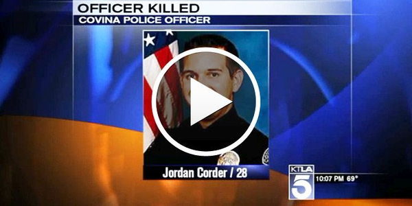 Video: California Motor Officer Dies After Crash