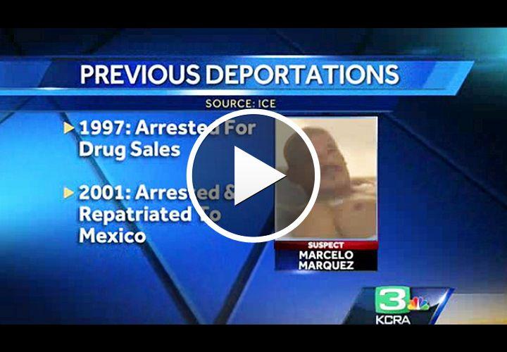Video: Suspect in Killing of 2 Calif. Deputies Was in U.S. Illegally