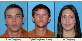 Fugitive Siblings Caught In Colorado