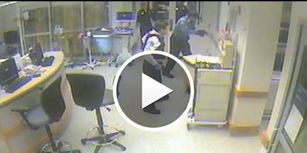 Video: Suburban Chicago Officers Shoot, Kill Man in ER