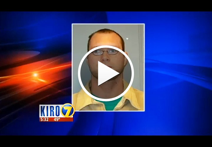 Video: Washington State Sex Offender Arrested for Impersonating Officer