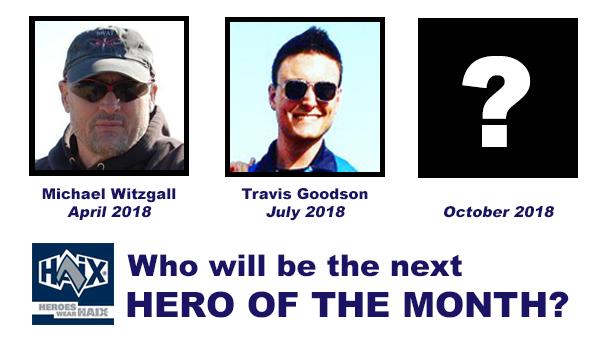 HAIX Hero of the Month
