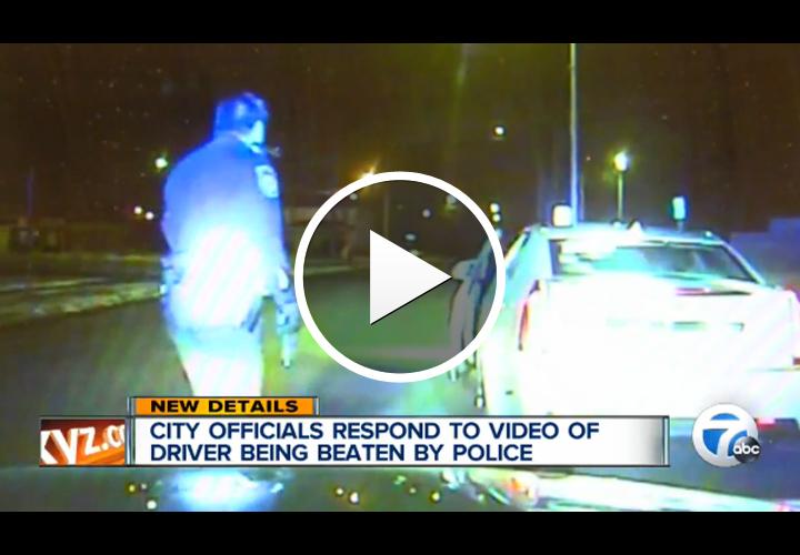 Video: Dashcam Footage of Violent Michigan Arrest Triggers Investigation, Outrage