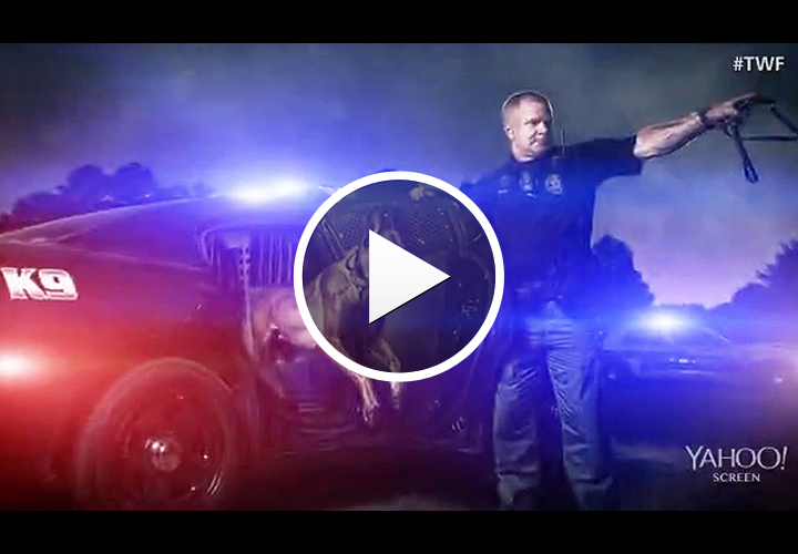 Video: Artist Gives First Responders Superhero Movie Poster Treatment