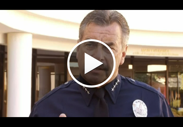 Video: All LAPD Officers to Attend Refresher Training Program on Use of Force