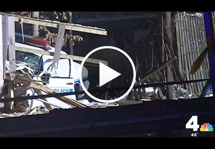 Video: Maryland Officer Crashes and Dies Attempting to Make Traffic Stop