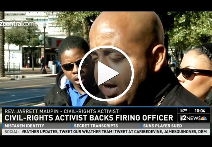 Video: Arizona Activist Who Failed Force-on-Force Scenario Demands Firing of Campus Officer