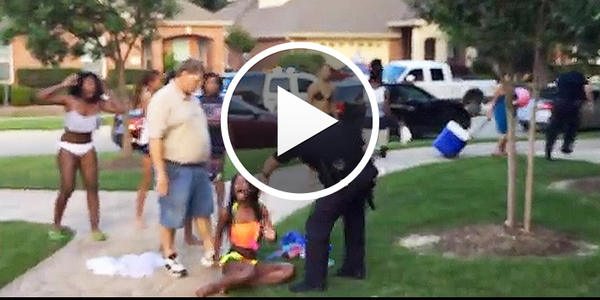 Video: Texas Officer Suspended Following Pool Party Incident
