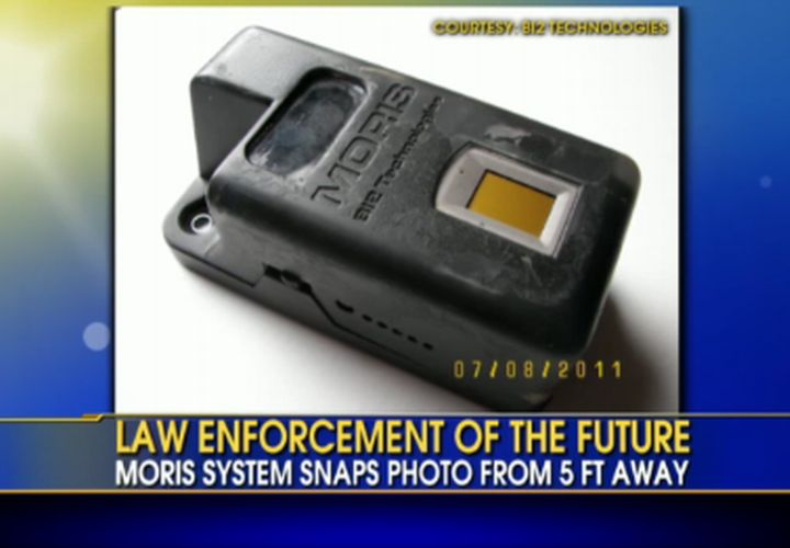 Arizona Sheriff Equips Deputies with Biometric Readers