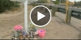 Video: New Mexico Deputy May Face Vehicular Homicide Charges