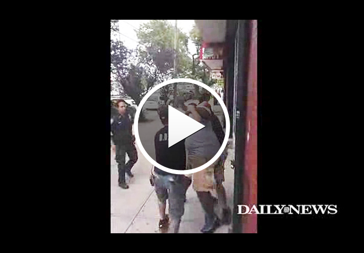 Video: Asthmatic Man Dies After NYPD Officer Uses Chokehold on Him