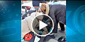 Video: NYPD Rookie Shot by Wanted Bus Fare Scofflaw