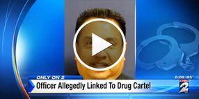 Video: Houston PD Officer Linked to Drug Cartel, Bond Hearing Held