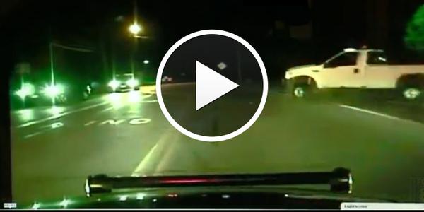 Video: Ohio Pursuit Ends When Suspect Crashes into Bar