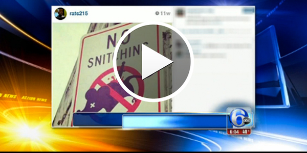 Video: Philly Teen Arrested for Twitter Threats to Witnesses