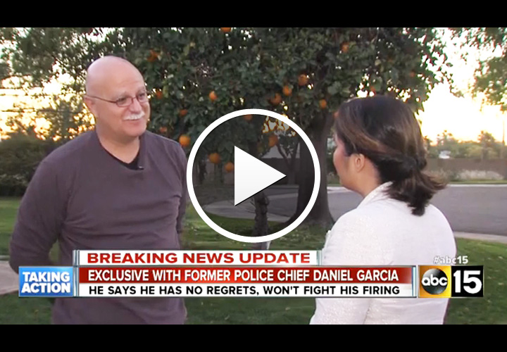 Video: Fired Phoenix Chief Speaks Out About Unions