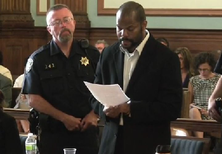 Video: Rhode Island Officer Gets 40 Years for Substation Rape