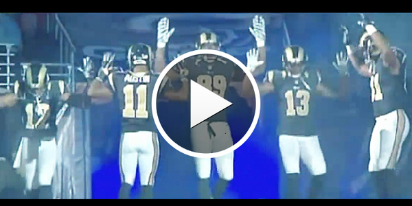 Video: St. Louis POA Demands Punishment for Rams Players in Ferguson Protest