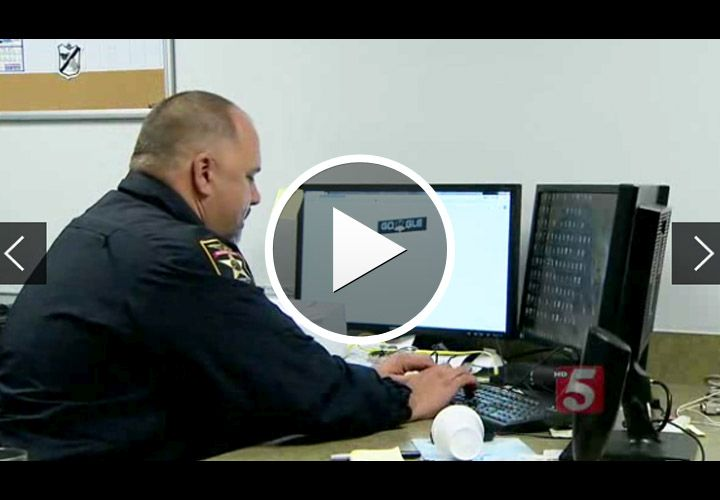 Video: Tennessee Sheriff's Office Pays Ransom for Case Files