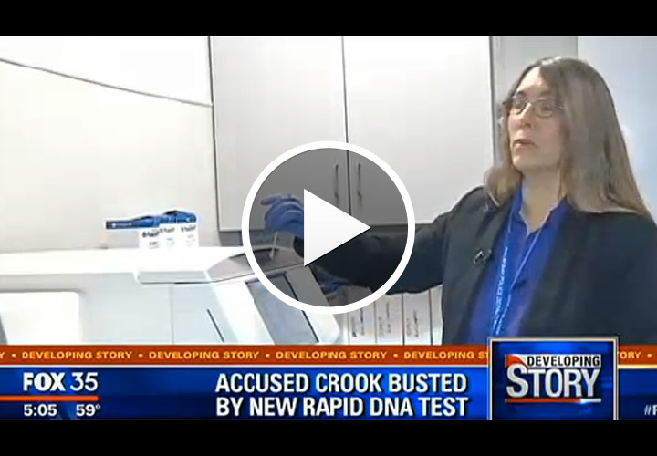Video: Rapid DNA Technology to be Tested in Fla. Court