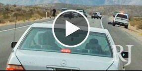 Video: Citizen Captures Fatal OIS Near Las Vegas