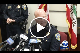 SF Police Chief Asks for Firing of 7 Officers in Texting Scandal