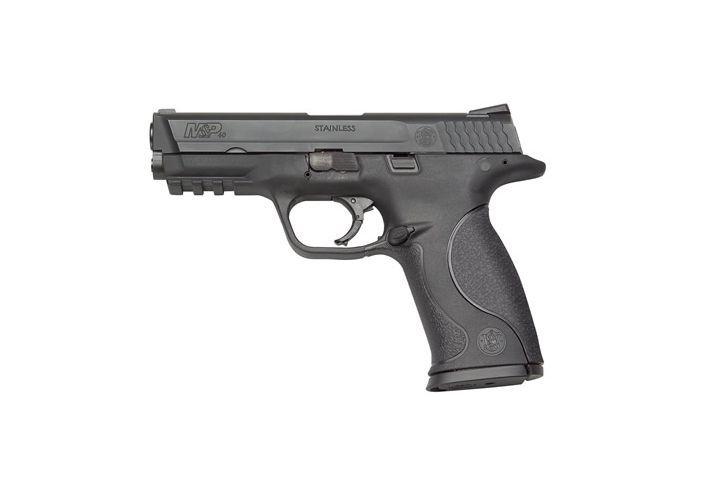 Washington State Patrol Switches to S&W MP40 Duty Pistol