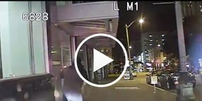 """Video: Seattle Officer Suspended for Calling Suspect """"Boy"""" During Pursuit"""