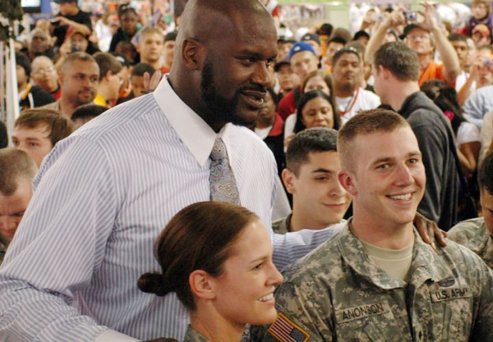 Shaq O'Neal Could be Deputized In Ohio