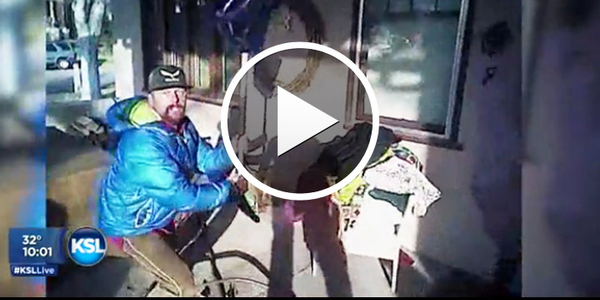Video: Utah Officer's Shooting of Man Who Hit Him with a Shovel Sparks Protest