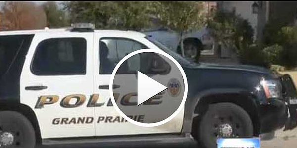 Video: Texas Officers Wounded, Suspect Killed in Christmas Shootout