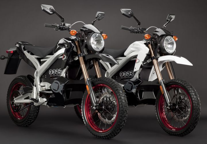 Zero Upgrades Electric Motorcycles for 2011