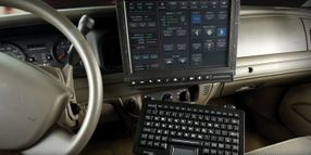 Rockwell Collins' iForce System Increases Situational Awareness for Officers