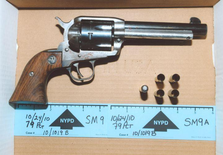 Off-Duty Brooklyn Cop Patron Thwarts Salon Robbery