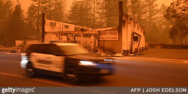 California Department Patrols City that No Longer Exists