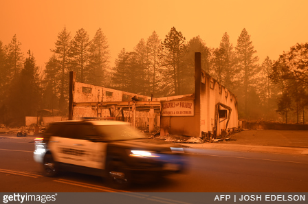 California FOP Seeking Donations for Officers Affected by Wildfires