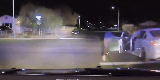 Video: WA Pursuit Ends with Suspect Run Over by His Vehicle