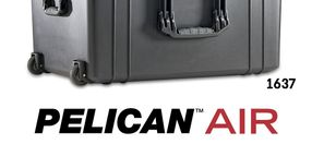 Pelican Products Unveils 3 New Sizes of Lightweight Pelican Air Cases