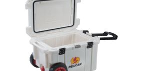 Pelican Products Introduces Wheeled Pelican ProGear 45QW Elite Wheeled Cooler