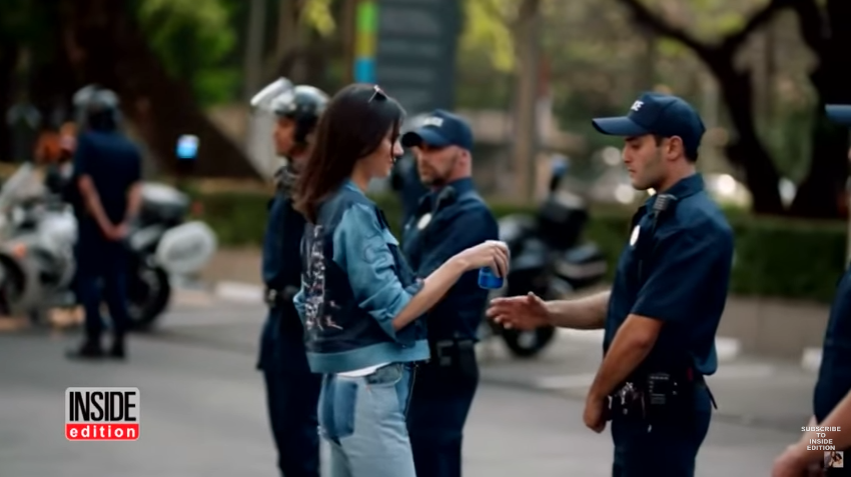 Video: Pepsi Ad Pulled After Howls from Anti-Police Activists