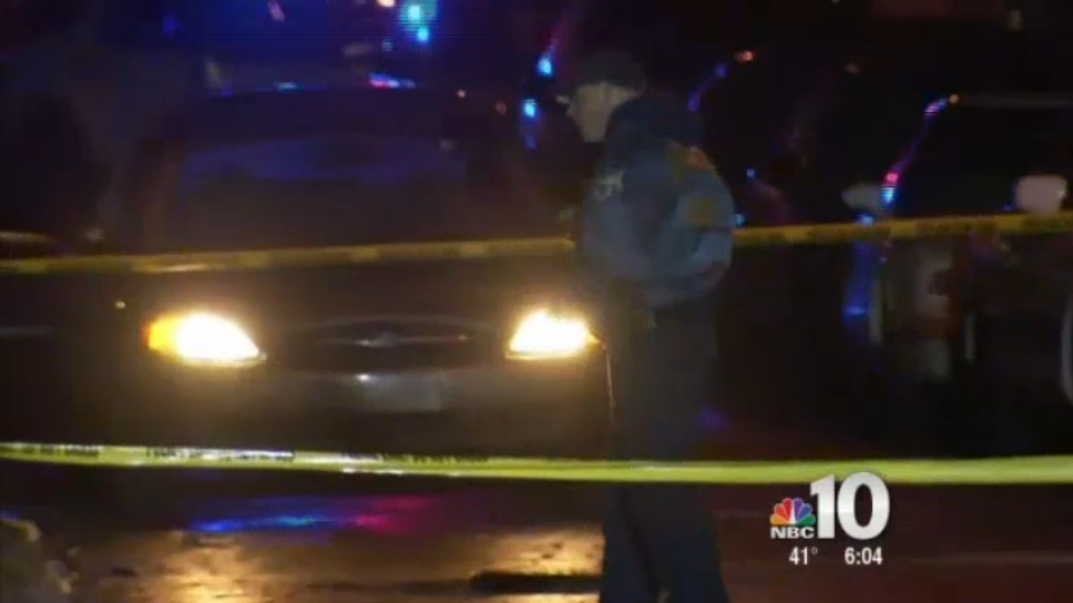 Video: Gunman Opens Fire on Undercover Philly Officer's Car, No Injuries Reported