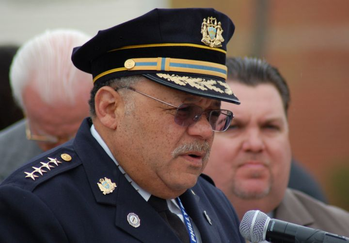 Philly Top Cop Asks Feds to Review Department