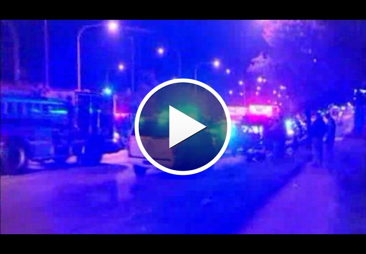 Video: 4 Officers Injured in Chicago Car Crash