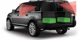 Point Blank Enters Surveillance Vehicle Market with Iris Covert Product Line