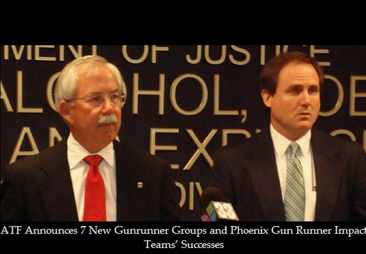 Turf Battle Between ATF and ICE Undermines Cartel Gun Project