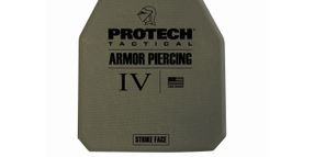 Protech Tactical Introduces Type IV Rifle Plate