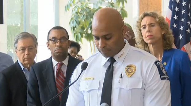Video: Charlotte Chief Says Suspect Given Multiple Warnings to Drop Weapon Before Fatal OIS